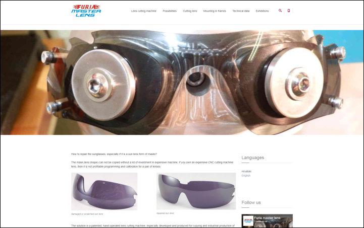 Furia Master Lens