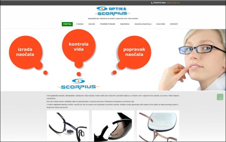 Optika Scorpius