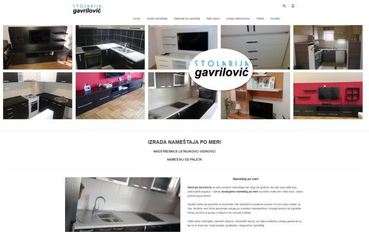 Stolarija Gavrilović